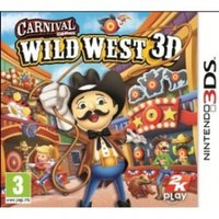 Carnival Wild West Game 3DS