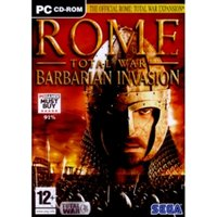 Rome Total War Barbarian Invasion Expansion Game