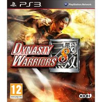 Dynasty Warriors 8 (with costume DLC packs) Game