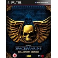 Warhammer 40.000 Space Marine Collector's Edition Game