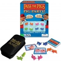Pass The Pigs Party Board Game