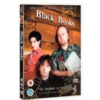 Black Books - Series 1 DVD