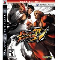 Street Fighter IV 4 Game (Greatest Hits)