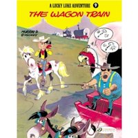 Lucky Luke : Wagon Train v. 9
