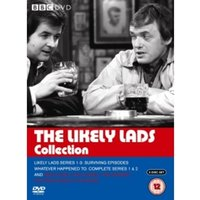 The Likely Lads Collection (6 Disc BBC Box Set) DVD