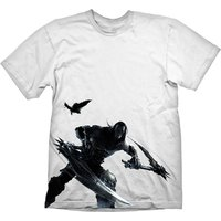 Darksiders 2 Men's Death's Deadly Scythes Small T-Shirt - White
