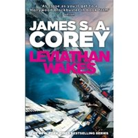 Leviathan Wakes : Book 1 of the Expanse (now a major TV series on Netflix)