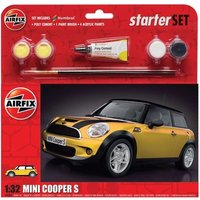 'Mini Cooper S 1:32 Air Fix Large Starter Set