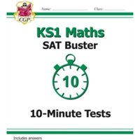 New KS1 Maths SAT Buster: 10-Minute Tests (for tests in 2018 and beyond)