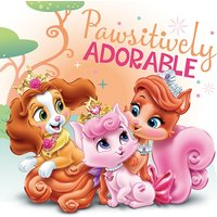 Disney Palace Pets - Pawsitively Adorable Canvas