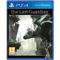 The Last Guardian PS4 Game