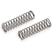 Team Associated RC8 Front Spring (70) Kit Silver (Pack of 2)