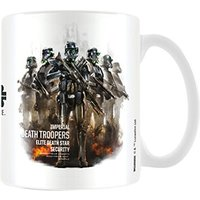 Star Wars Rogue One Death Trooper Profile Ceramic Mug