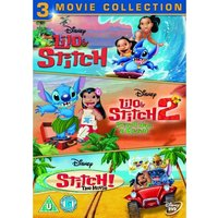 Lilo & Stitch Collection DVD