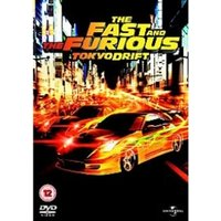 Fast And The Furious - Tokyo Drift DVD