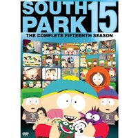 South Park The Complete Fifteenth Season DVD