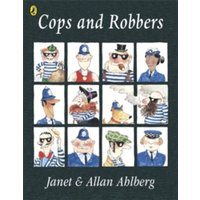 Cops and Robbers by Allan Ahlberg (Paperback, 1999)