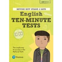 Revise Key Stage 2 SATs English Ten-Minute Tests