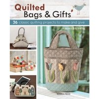 Quilted Bags and Gifts: 36 Classic Quilting Projects to Make and Give by Akemi Shibata (Paperback, 2016)