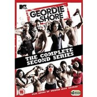 Geordie Shore Series 2 DVD