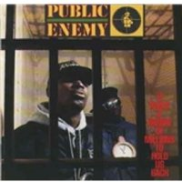 Public Enemy It Takes A Nation Of Millions To Hold Us Back CD
