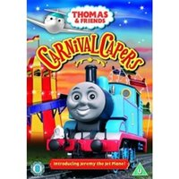 Thomas And Friends Carnival Capers DVD