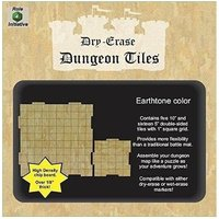 Dry Erase Dungeon Tiles: Earthstone Square Mixed Pack (16x5 5x10)