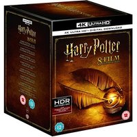 Harry Potter - Complete 8-Film Collection 4K UHD Blu-ray