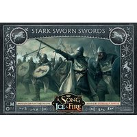 A Song of Ice & Fire: Tabletop Miniatures Game - Stark Sworn Swords Expansion