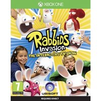 Rabbids Invasion The Interactive TV Show Game Xbox One