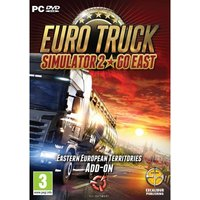 Go East Euro Truck Simulator 2 Expansion Game