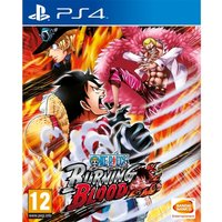 One Piece Burning Blood PS4 Game