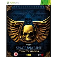 Warhammer 40000 Space Marine Collector's Edition Game