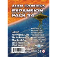 Alien Frontiers Expansion Pack #4 Board Game