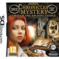 Chronicles Of Mystery Curse Of The Ancient Temple Game