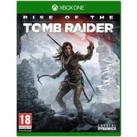 (Damaged Packaging) Rise of the Tomb Raider Xbox One Game