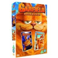 Garfield 1 and 2 Double Pack DVD