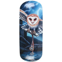 The Heart Of The Storm Glasses Case By Lisa Parker