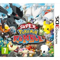 Super Pokemon Rumble Game 3DS