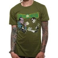 Green Lantern - Sinestro Men's Small T-Shirt - Green