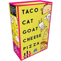 'Taco Cat Goat Cheese Pizza Card Game