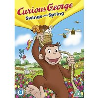 Curious George Swings Into Spring DVD