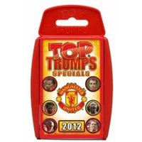 Top Trumps Manchester United FC 2012