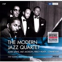 The Modern Jazz Quartet - 1959 Bonn, Beethovenhalle Vinyl