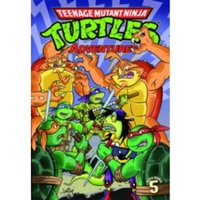 Teenage Mutant Ninja Turtles Adventures Volume 5