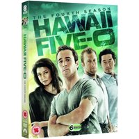 Hawaii Five-O Season 4 DVD