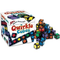 Qwirkle Cubes Board Game