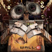Disney Pixar - Wall-E Close Up Canvas