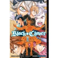 Black Clover, Vol. 8 : 8