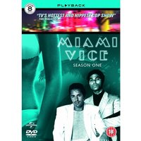 Miami Vice Series 1 Set DVD